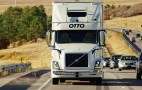 Otto's self-driving Budweiser beer truck completes 120-mile run