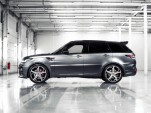 Overfinch Tunes The Latest Range Rover Sport