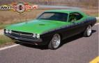 Ebay: 1971 Dodge Challenger built on 'Overhaulin' by Chip Foose