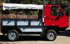 Low-Cost Truck For Developing Countries To Come In Flat Package