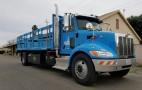 Plug-in hybrid utility truck keeps lights on during emergencies