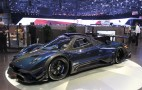 Fifth And Final Pagani Zonda Revolucion: 2014 Geneva Motor Show Live Photos