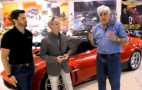 Pagani Huayra shows up at Jay Leno's Garage