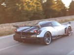 Pagani Huayra BC video