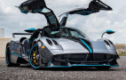 Pagani Huayra L'Ultimo is 100th and final Huayra coupe
