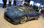 You can lease a Pagani Huayra Roadster for $25,000 per month
