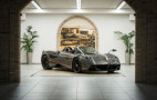 Pagani spared no expense for Huayra Roadster's soft top