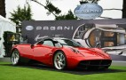 Pagani Huayra recalled in the U.S., all 32 of them