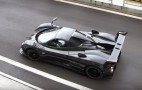 One-Off Pagani Zonda 760 LM Roadster Hits The Track: Video