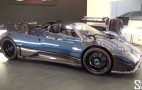 Special Edition Zondas Keep Coming, This Time The First 760 Roadster: Video