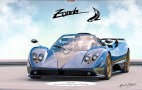 Pagani decides to build a new Zonda for customer of tuning firm TopCar Design