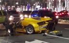 Pagani Zonda F Destroyed In Dubai Crash: Video