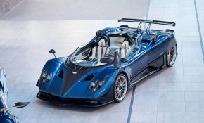 Pagani Zonda HP Barchetta built for Horacio Pagani