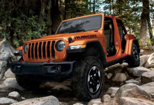 Page from leaked owner's manual for 2018 Jeep Wrangler - Image via JL Wrangler Forums