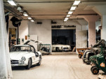 Pair of unrestored Mercedes-Benz 300SLs heads to auction