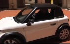 Pope Proves Electric Cars Are Divine With Donated City Car