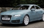 Video: Papercraft Audi A7 - Handmade, Not Good In The Rain