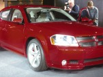 Paris: Dodge Avenger concept