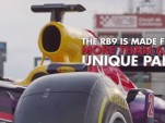 Part 3 of Infiniti Red Bull Racing's F1 car production series