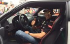 Pastor Maldonado Gets New Lotus Evora S, We Wonder How Soon He'll Crash It