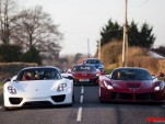 Paul Bailey owns all three of the world's top hypercars - Image via SupercarDriver