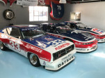 Paul Newman race car collection to be shown at San Marino Classic