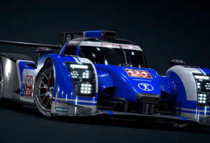 Perrinn 424 electric LMP1 racer