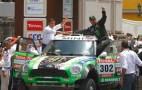 X-Raid Team Drives MINI Countryman ALL4 To 2012 Dakar Rally Victory