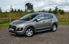 Peugeot 3008 crossover official details