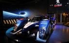 Peugeot Unveils Diesel-Powered 908 Le Mans Race Car
