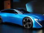 Peugeot Instinct concept, 2017 Geneva auto show