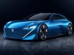 Peugeot Instinct concept, 2017 Mobile World Congress