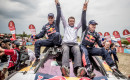 Peugeot wins 2018 Dakar rally