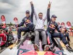 Peugeot wins 2018 Dakar rally