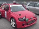 Peugot 106 Turbo