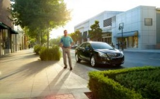 NFL Quarterback Peyton Manning Touts Buick Verano In TV Ads