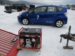 Photo Contest: Most Unusual Place To Charge An Electric Car? (WINNER)