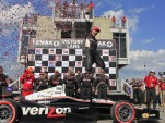 Photo courtesy IZOD IndyCar Series/LAT USA