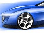 Pininfarina Alfa Romeo spider concept teaser