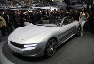 Pininfarina May Build Cambiano Plug-In Hybrid From Geneva