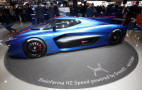 Pininfarina H2 Speed supercar confirmed for production