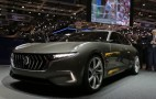 Pininfarina teams up with Hybrid Kinetic to debut H600 extended-range electric sedan