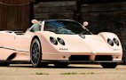 Pink Pagani Zonda Roadster Hitting Auction Block At 2011 Goodwood Festival Of Speed