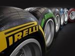 Pirelli Formula One tires