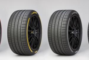Pirelli P Zero colored edition