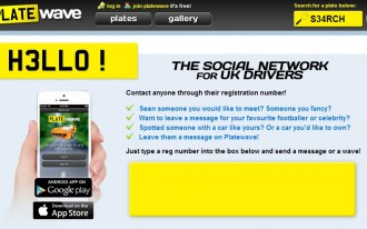 British Car Fan Launches PlateWave App To Help You Find Dates Using License Plates