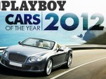Playboy's hottest cars of 2012