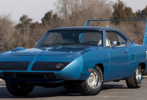 1970 Plymouth Superbird for auction at Mecum Houston