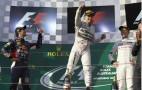 Rosberg Wins Aussie GP, Second-Placed Ricciardo Excluded