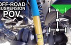 Be mesmerized by the action of this off-road suspension